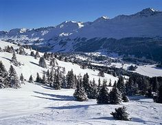 Lenzerheide - what a beautiful spot to ski.