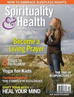 Spirituality & Health magazine. Such a good publication!!