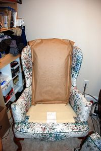 Sewing for the Home ~ Drafting a Slipcover for your chair {via...Sewmamasew.com}