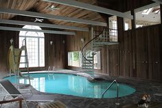 Mansions With Indoor Pools | Indoor pool | Flickr - Photo Sharing!