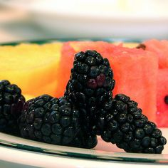 Fruits With the Highest and Lowest Sugar Content