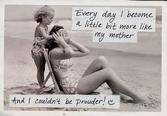 the women, mothers day, daughter, inspir, thought