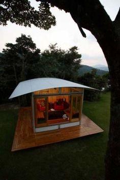 ecoshelta evening house