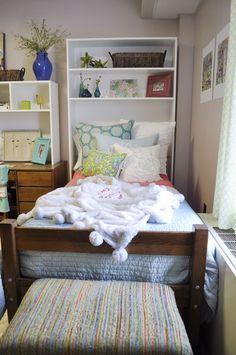 Love this dorm room