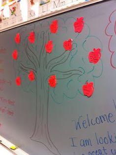 Classroom Giving Tree