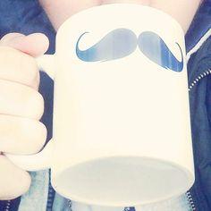 Caneca Mustache - Bigode R$30.00