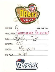 Best Draft Card EVER!