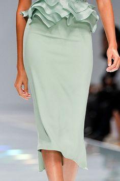 Ermanno Scervino at Milan Fashion Week Spring 2012