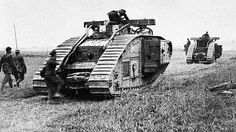 Every war brings new advances in battlefield technology, and among the many developments from 1914 to 1918 was the combat debut of the armor...