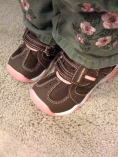 This brand of shoe was recommended to me by another mother in my CP Support group. They are really lightweight, and fit over my daughter's AFO's pretty easily. I really like them! Found at www.zappos.com