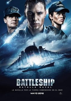 Watch Battleship Full Movie Online Free Streaming 2012 HD: http://tiny.cc/w2djew