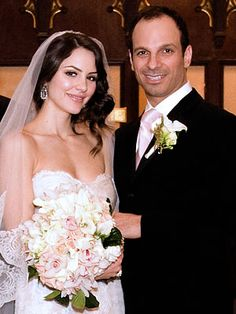 Katherine McPhee Celebrity Wedding  themarriedapp.com hearted <3 #celebrity #wedding