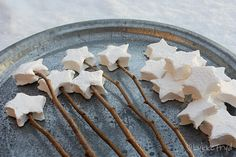 Star s'mores on a stick