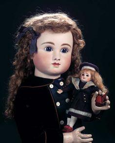 Steiner doll