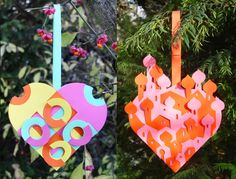 New City Mums: Julehjerter – How to make Danish Christmas hearts
