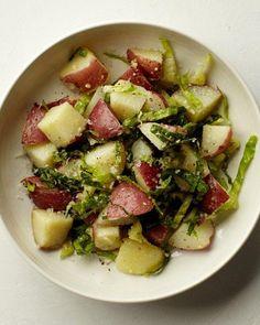 Caesar Potato Salad Recipe