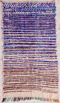Boucherouite Rug 6#4 - 6.5 x 3.5