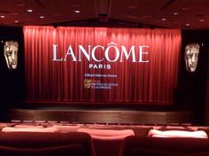 Lancome at BAFTA 195 Piccadilly