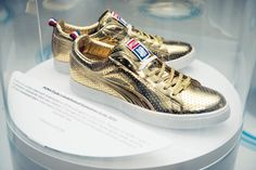Golden kicks.