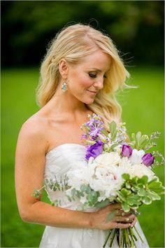 Love as deep as the sea wedding ideas. #weddingchicks Captured By: Stewart- Hunter Photography & Erin Trimble http://www.weddingchicks.com/2014/09/04/love-as-deep-as-the-sea/