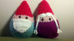 Ravelry: Travelling Gnome pattern by Raynor Gellatly