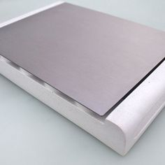 Concrete Module Tray White now featured on Fab.