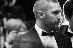 Tom Hardy - Cannes 2