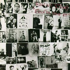 Exile on Main Street - The Rolling Stones, 1972