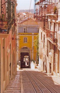 Lisbon , light and beautiful