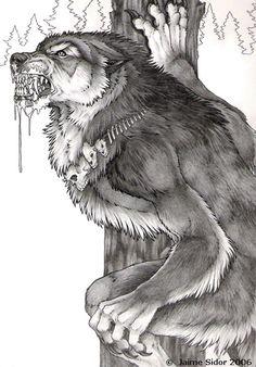 Night Wolf by Emryswolf on deviantART
