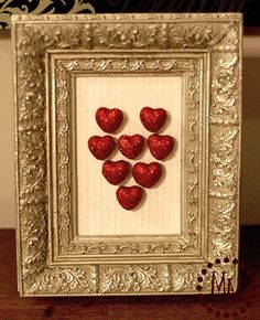 3 Framed Valentine's Day Projects