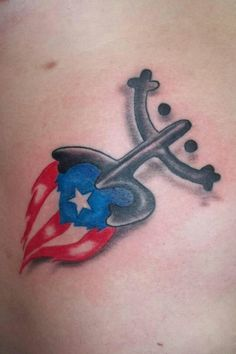 Tatuajes y piercings on pinterest piercing piercings for Puerto rican frog tattoo