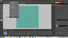 crashnotes: tutorial: using patterned paper templates in png format