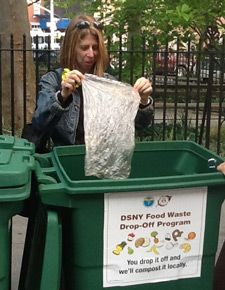 NYCWasteLess: NYC's Local Organics Recovery Programs #newyork #green #eco