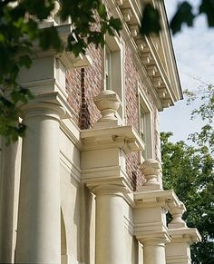 Beautiful detail: Architects, Fairfax and Sammons