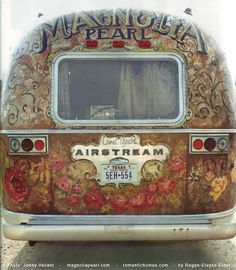 gypsy lifestyle, airstream trailers, gypsi lifestyl