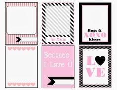 ScrapNteach2: Free Valentine tags