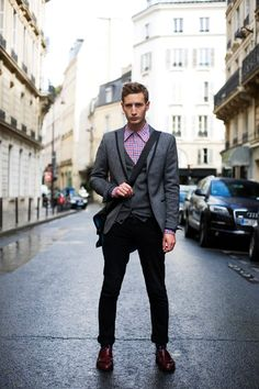 On the Street….. Deep Left Bank, Paris « The Sartorialist