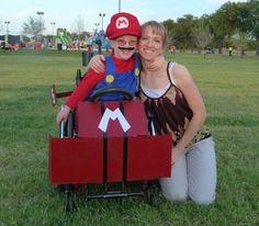 LDS Wheelchair Costumes - halloween