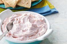 Strawberry Dip with Tortilla Crisps Recipe -