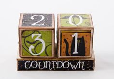 christmas countdown, gift ideas, halloween countdown, craft kits, disney theme