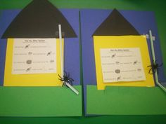 Itsy Bitsy Spider Project