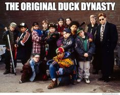 Mighty Ducks!