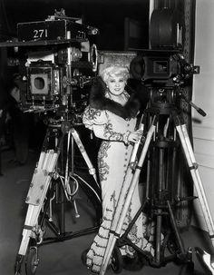 Portrait of Mae West in Belle of Nineties directed by Leo McCarey, 1934.