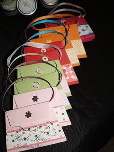 Purse Post-It Note Holders