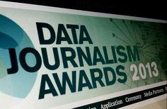 Premios de Periodismo de Datos 'Data Journalism Awards' 2013