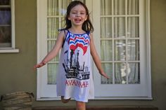 How to Turn any T-Shirt into a Sundress