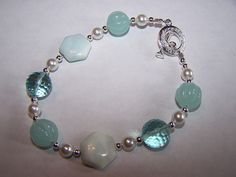 """""""Seafoam"""" Bracelet"""