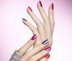presson manicur, nail care, impress nail, bold colors, nail art