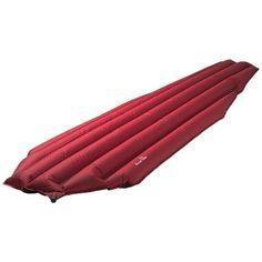 Pacific Outdoor Equipment InsulMat Max-Thermo Sleeping Pad makes me sleep like a baby all night long.